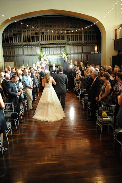 Bluestone Wedding Sanctuary Ceremony