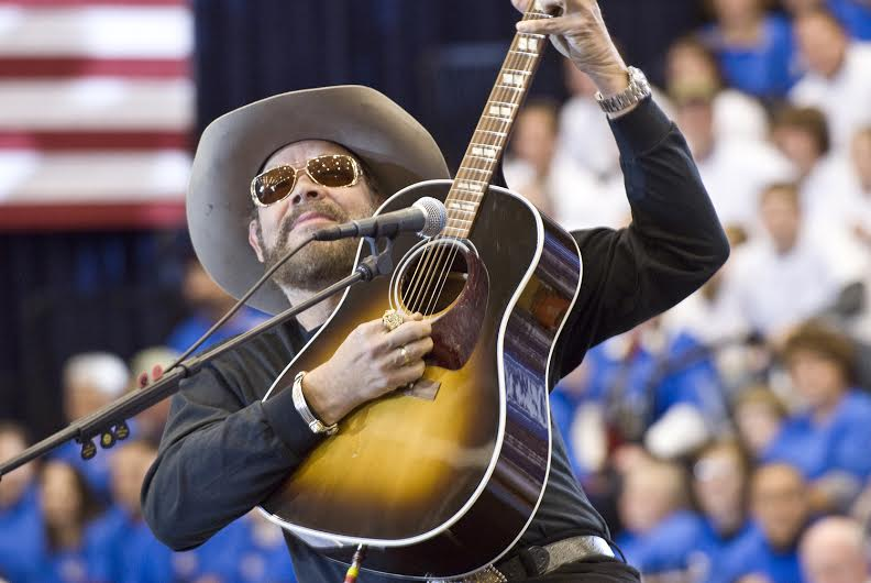 Hank Williams Jr. Approved Photo