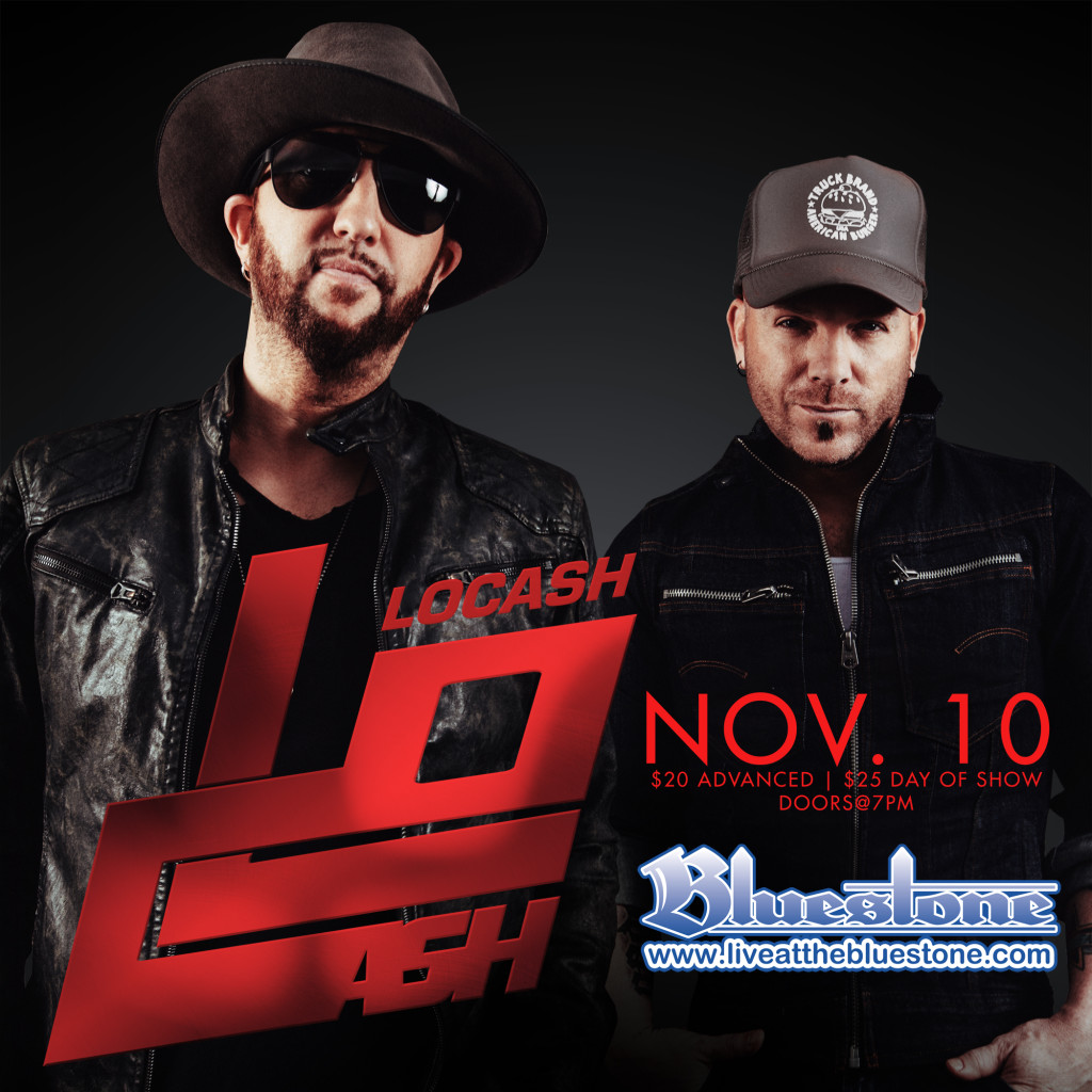 Locash returns to The Bluestone