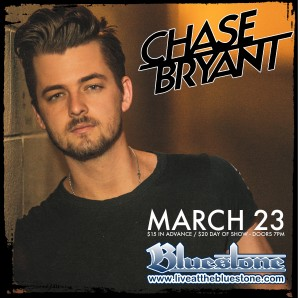 ACM Lifting Lives Benefit Concert ft: Chase Bryant live March 23 @ The Bluestone | Columbus | Ohio | United States