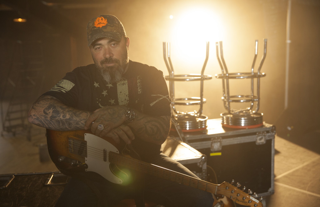Aaron Lewis in Columbus, Ohio