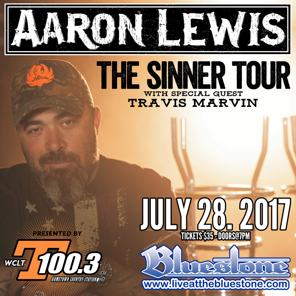 Aaron Lewis returns to Columbus