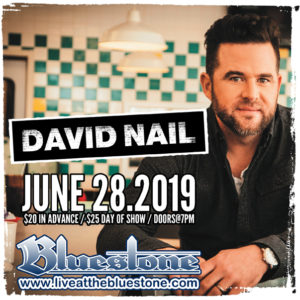 David Nail LIVE @ The Bluestone