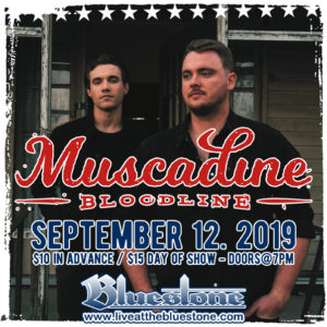 Muscadine Bloodline LIVE @ The Bluestone